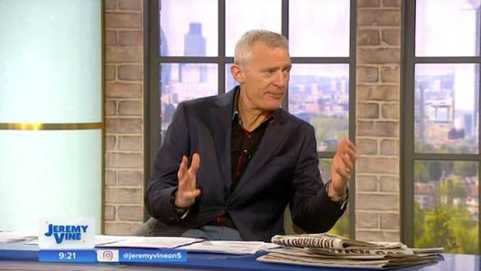 Jeremy Vine hit with Ofcom complaints after 'race baiting' discussion on whether it was a 'problem' Prince Philip's funeral attendees were white