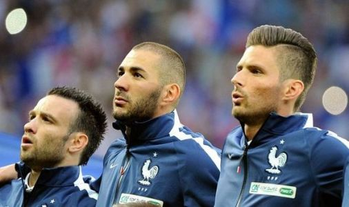 Olivier Giroud savagely mocked by Karim Benzema as Chelsea striker compared to a 'go kart'
