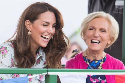 Prince Louis' First Words Were Inspired By Mary Berry