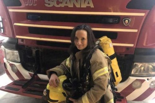 Perthshire deli owner says firefighter role has been a tonic
