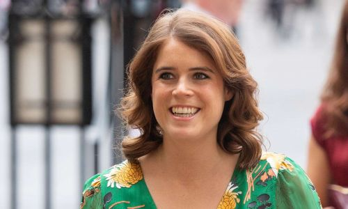 Princess Eugenie attends Jack Whitehall's sister Molly's wedding - see photos