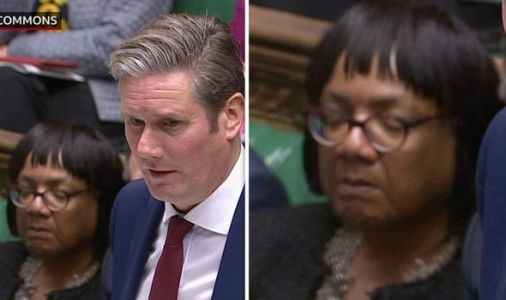 Diane Abbott ridiculed for 'falling asleep' in on live TV during crunch Brexit debate