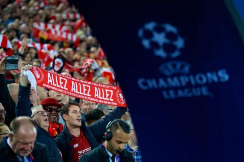 Liverpool to play Ajax, Atalanta & Midtjylland in Champions League group stage