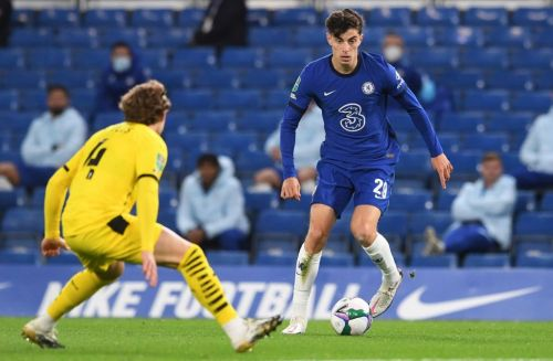 Kai Havertz singles out Chelsea team-mate for special praise after scoring hat-trick vs Barnsley