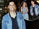 Bachelor In Paradise's Jamie Doran enjoys a night out in Brisbane