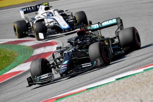 Full F1 result as Hamilton wins and Ferrari endure disastrous Styrian Grand Prix