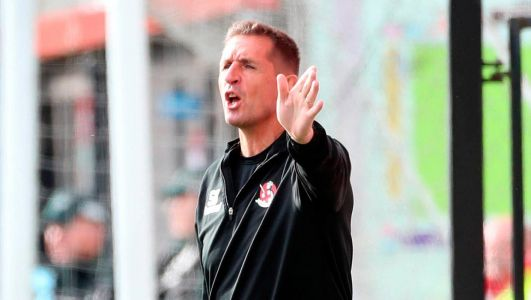 Days of a two-horse race for the Irish League title are long gone, believes Crusaders chief Baxter