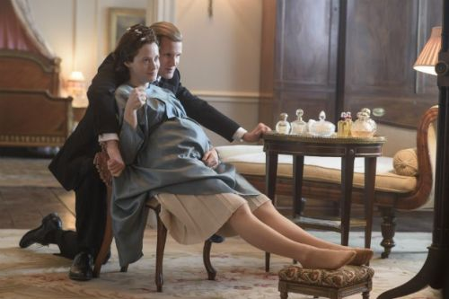 Here's how you can win a royal tea with Matt Smith and the cast of The Crown