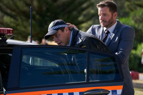 Home and Away spoilers: Colby is arrested for Ross Nixon's murder