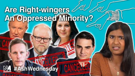 Are Right-wingers an Oppressed Minority?