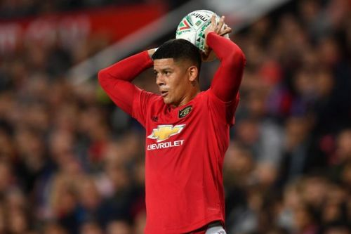Marcos Rojo lifts lid on chat with Ole Gunnar Solskjaer over Man Utd future