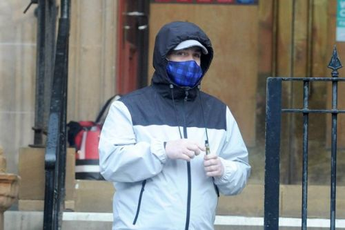 Drunken Scots creep who ambushed young girls from behind bush spared jail