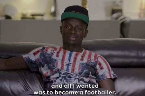 Liverpool star Sadio Mane releases documentary charting remarkable rise