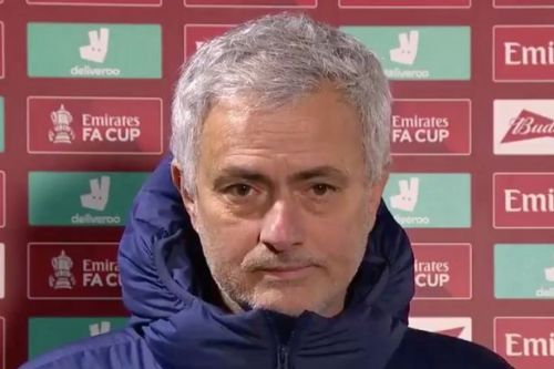 Jose Mourinho sends blunt message to sacked Chelsea manager Frank Lampard