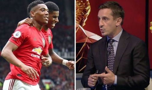 Gary Neville singles out two Man Utd stars who need to show each other more 'respect'