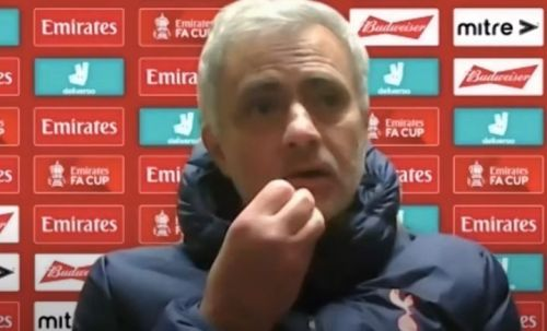 """: """"Frank is not just a colleague"""" - Jose Mourinho gives his thoughts on Lampard sacking"""
