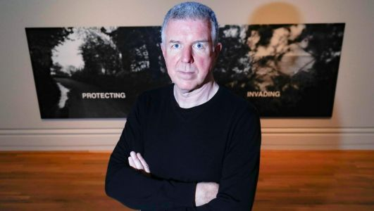 Willie Doherty:'My work lies in the gap between fact and fiction'