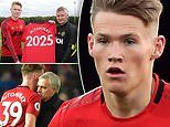 McTominay's attitude earned him his first-team shot at United. now it has earned him a new deal