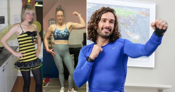 Joe Wicks 'saves' mum-of-three from anorexia battle as she adopts his workouts in lockdown