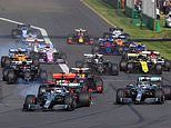F1 news: Australian Grand Prix extended at Albert Park in Melbourne until 2025