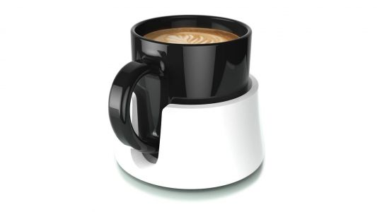 Buy this today: an anti-spill cup holder perfect for a computer desk