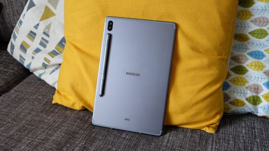 Samsung Galaxy Tab S7 image leak shows a really useful feature, and a new design flaw
