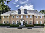 Luxury £4m home for sale with gate onto one of UK's most exclusive golf courses