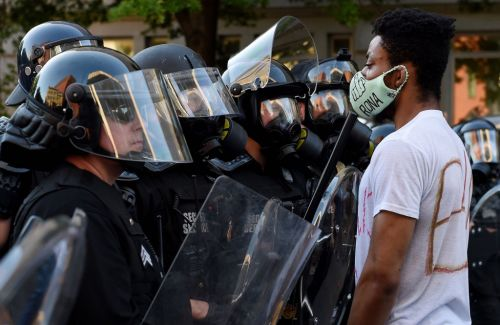 What is martial law and has it ever been imposed in the US?