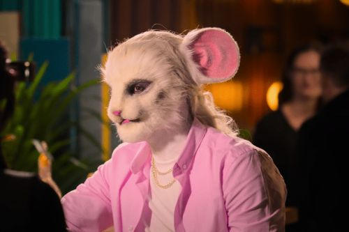 Netflix gives first look at The Masked Singer-style dating show reboot Sexy Beasts