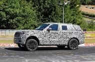 New 2021 Range Rover hits the Nürburgring in testing