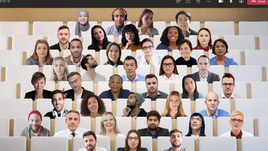 Microsoft Teams now brings your whole workforce together in a virtual room
