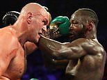 Anthony Joshua's fight with Tyson Fury is DOUBT as judge tells Gypsy King to fight Deontay Wilder