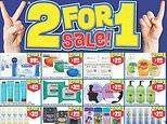 Chemist Warehouse launches a 2-for-1 sale, including skincare, toiletries and cleaning products