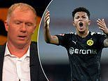 Paul Scholes urges Manchester United not to repeat past mistakes with Dortmund star Jadon Sancho