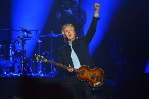 Paul McCartney 'confirms' Glastonbury 2020 headline slot with cryptic tweet