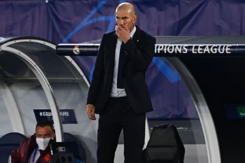 Real Madrid boss Zinedine Zidane tested positive for coronavirus