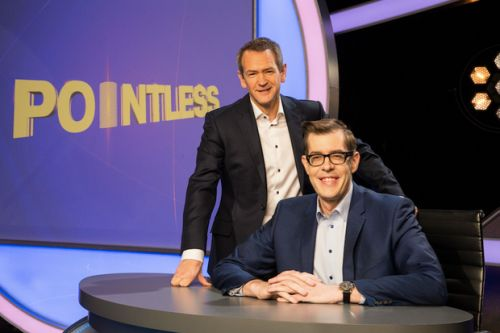 Who's on Pointless Celebrities this week?