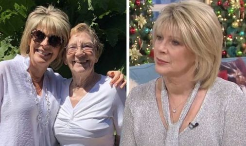 Ruth Langsford confesses to feeling 'guilty' for moving her elderly mum in care home