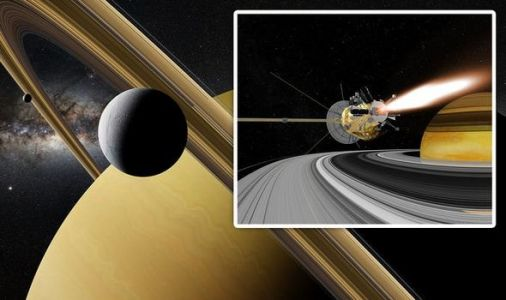 NASA's 'huge' find during hunt for life near Saturn: 'Same key ingredients as Earth!'