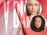 Sandra Oh and Jodie Comer stalk each other in the Valentine's Day teaser for Killing Eve season 3