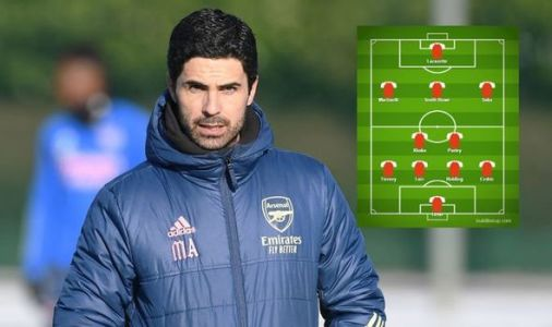 Arsenal team news: Expected 4-2-3-1 vs Southampton as Mikel Arteta makes six changes