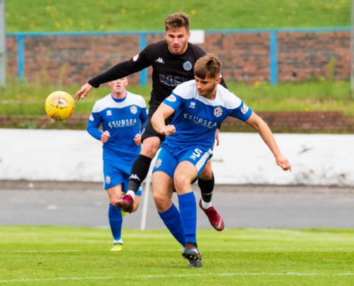 Luc Bollan looking to reap benefits of Peterhead loan as Aberdeen youngster makes Balmoor switch