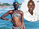 Model Ajak Deng speaks out about 'discrimination and racism in my world'