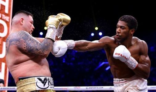 Anthony Joshua reclaims unified heavyweight titles with rematch revenge over Andy Ruiz Jr