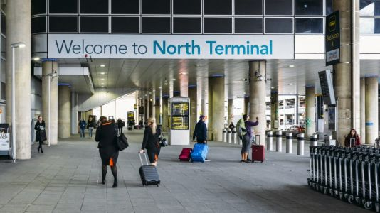 Gatwick Airport to close North Terminal