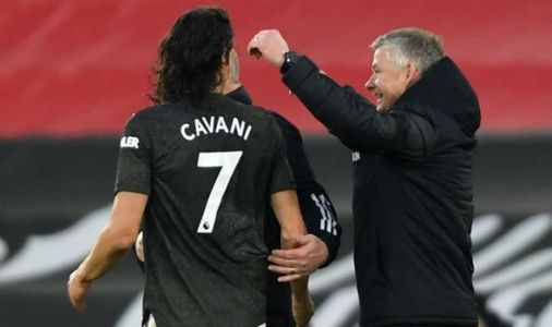 Ole Gunnar Solskjaer reveals the one negative about Man Utd ace Edinson Cavani before PSG