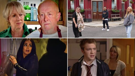 15 soap spoilers: Coronation Street Geoff's rage, EastEnders parentage shock, Emmerdale Malone caught, Hollyoaks forbidden affair