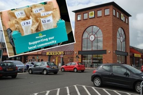 Morrisons make food bank donations easy with ready-made packs based on local need