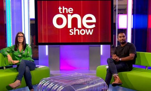 The One Show address social distancing complaints over guests
