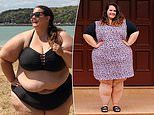 Fashion writer, 35, takes a stand against New Year wellness plans with 'revealing' bikini snap